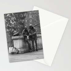 Casual Encounters Stationery Cards