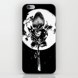 A Noir Witch iPhone Skin