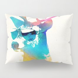 Sunny Stag Pillow Sham