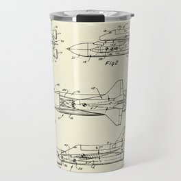 Space Shuttle-1975 Travel Mug