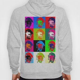 Free In Colorfulness Hoody