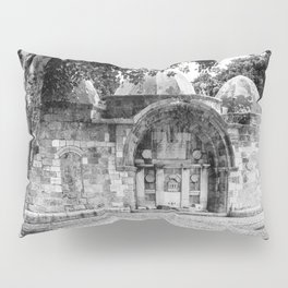 old stracture Pillow Sham