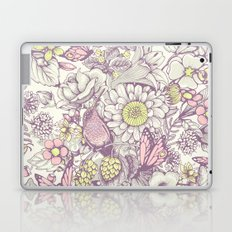 Beauty (eye of the beholder) - pale version Laptop & iPad Skin