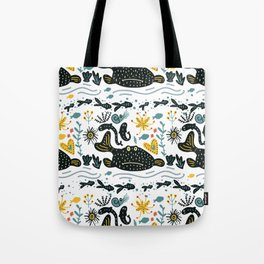 Sea Pattern #2 Tote Bag