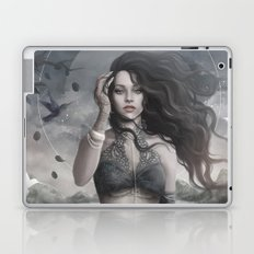 Rihanna Navy Laptop & iPad Skin