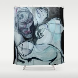 Physical Integrity Shower Curtain