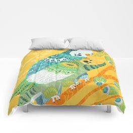 Parakeet Pals Comforters