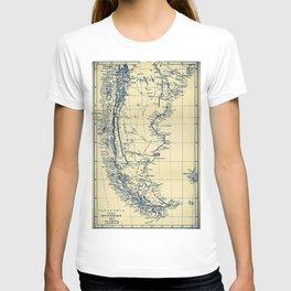 Patagonia - Blue Vintage T-shirt