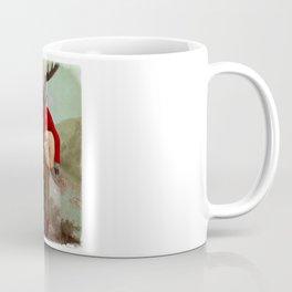 Lumberjack Marvin Moose Coffee Mug