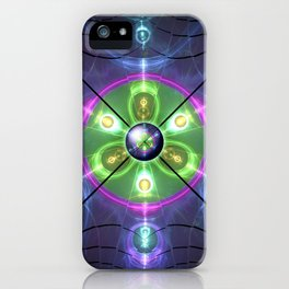 88 MPH to hit 1.12 Gigawatts and on to Infinity! iPhone Case