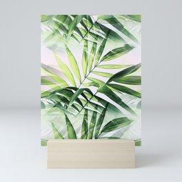 Palm Abstract Mini Art Print