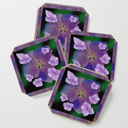 LACECAP HYDRANGEA FLOWER BOUQUET  Coaster