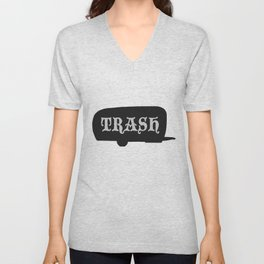 Trailer Trash 2 Unisex V-Neck