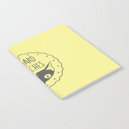 WIZARD BRITCHES Notebook