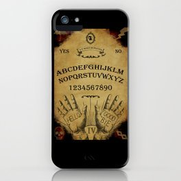 The Seance iPhone Case