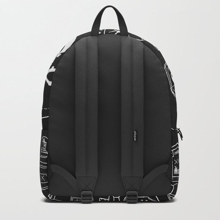 Poison Backpack