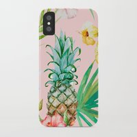 hawaii iPhone & iPod Cases featuring Hawaii by 83 Oranges™