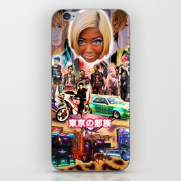 Tribes Of Tokyo iPhone Skin