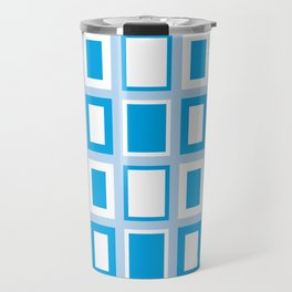 Lil Monsters - pattern 1 Travel Mug