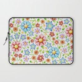 Flower Meadow Laptop Sleeve