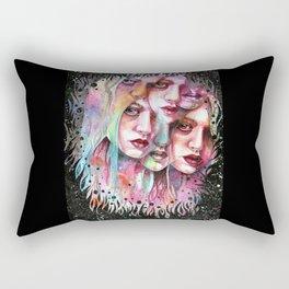 Find Them Rectangular Pillow