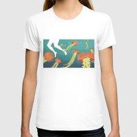 jellyfish T-shirts featuring jellyfish by Kerry Hyndman