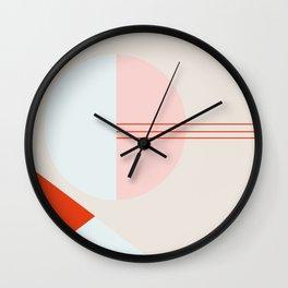 Graphic 1 Wall Clock