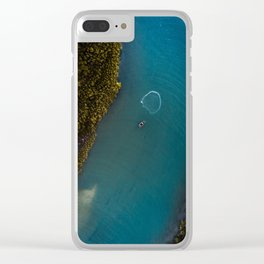 Fishing in Cascavel Clear iPhone Case