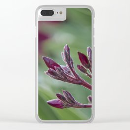 Hey Bud Clear iPhone Case