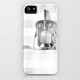 Kitchen Holy Owl iPhone Case