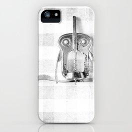 Kitchen Holy Owl iPhone Case