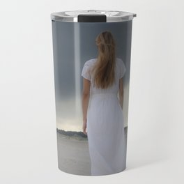 Waiting for the storm Travel Mug
