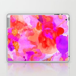 Lava Elements (Cosmic Watercolour) Laptop & iPad Skin