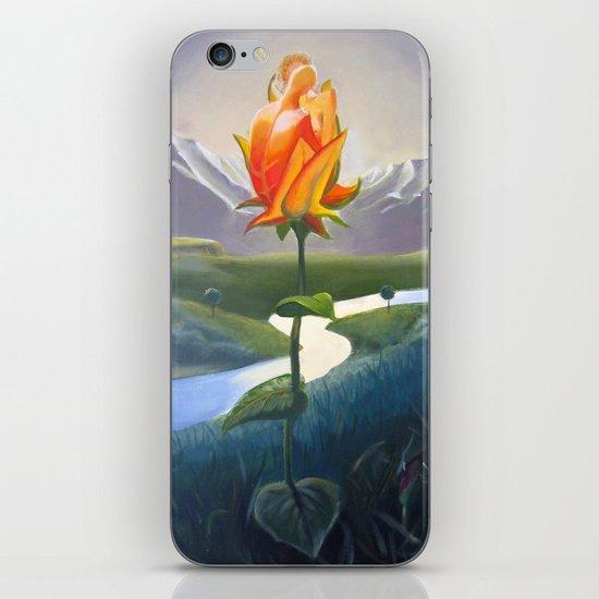 Flower Lovers iPhone & iPod Skin