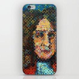 Gottfried Leibniz iPhone Skin