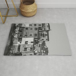 Old architecture Rug
