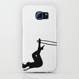 The Gymnast iPhone Case