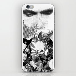Mingasim // male iPhone Skin