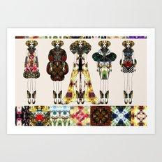 FANTASY II Art Print