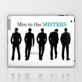 Mister Perfect by JA Huss Laptop & iPad Skin
