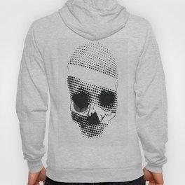 Pixalated Skull Hoody
