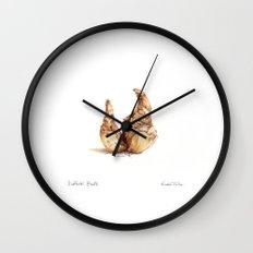 Daffodil Bulb Wall Clock