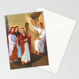 Easter - Myrrh Bearing Women Stationery Cards
