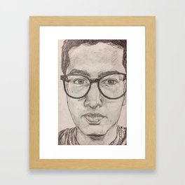 Suprad Framed Art Print