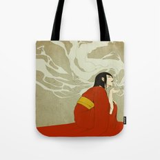 volcano -day version- Tote Bag