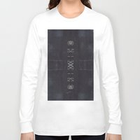 chaos Long Sleeve T-shirts featuring Chaos by Jane Lacey Smith