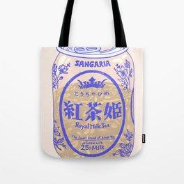 Royal Tea Tote Bag