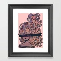 Anonymous Framed Art Print
