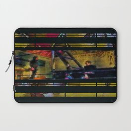 Golden As We Once Were Laptop Sleeve