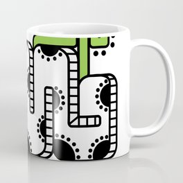 Koru-Fern Serpent Coffee Mug